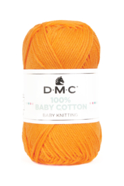 100% Baby Cotton 792 mandarin
