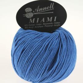 Miami 8939 kobaltblauw