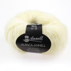 Alpaca-Annell 5714 zacht geel