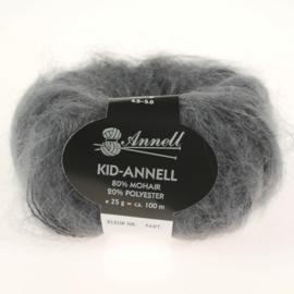 Kid-Annell 3158 middengrijs
