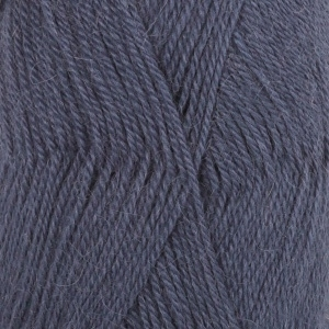 Alpaca Uni 6790 kobaltblauw