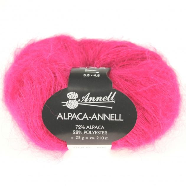 Alpaca-Annell 5779 fuchsia