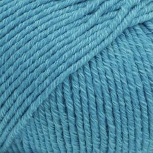 Cotton Merino Uni 24 turkoois