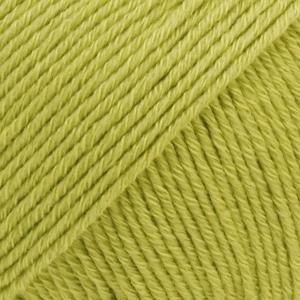 Cotton Merino Uni 10 pistache
