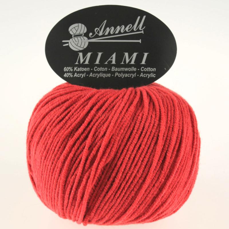 Miami 8904 rood