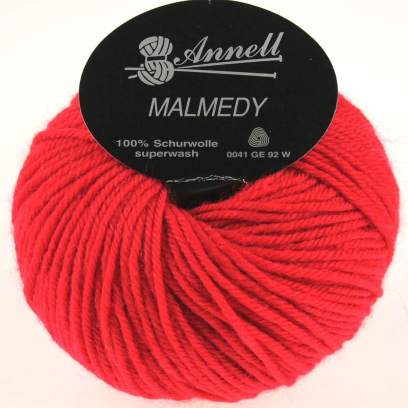 Malmedy 2512 fel rood
