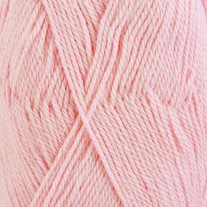BabyAlpaca Silk Uni 3125 lichtroze