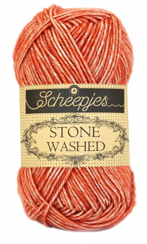 Stone Washed 816 Coral