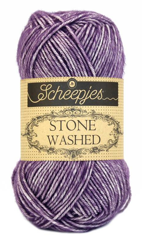 Stone Washed 811 Deep Amethyst