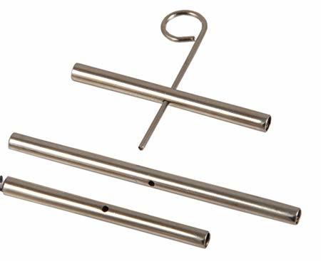 Knit Pro wisselbare kabel tussenstukken (set 3 stuks)