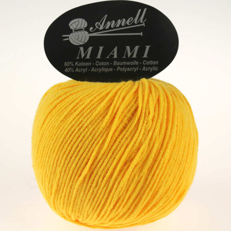 Miami 8905 geel