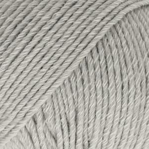 Cotton Merino Uni 20 lichtgrijs