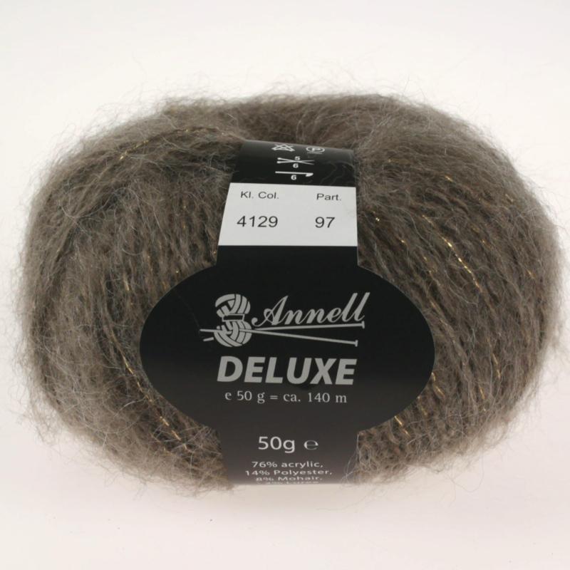Deluxe 4129 donkergrijs