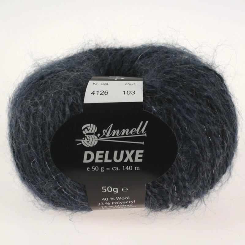Deluxe 4126 donkerblauw