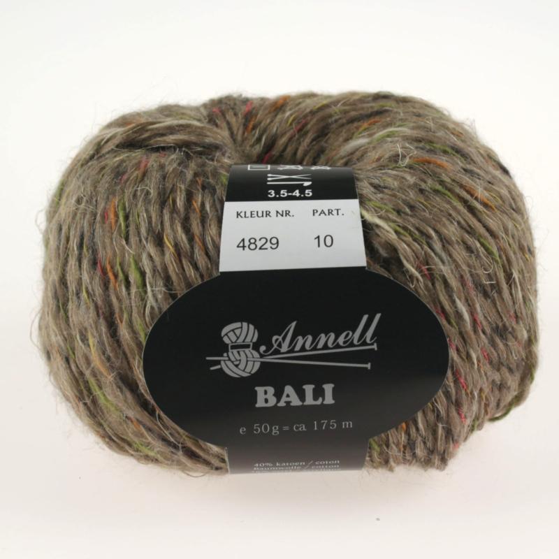 Bali 4829 grijs/bruin