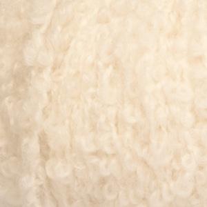 Alpaca Bouclé Uni 0100 naturel