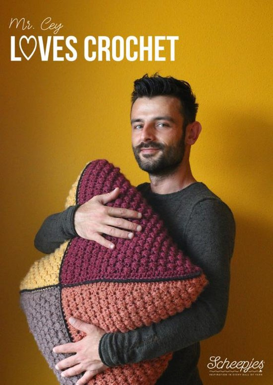 Mr Cey love crochet