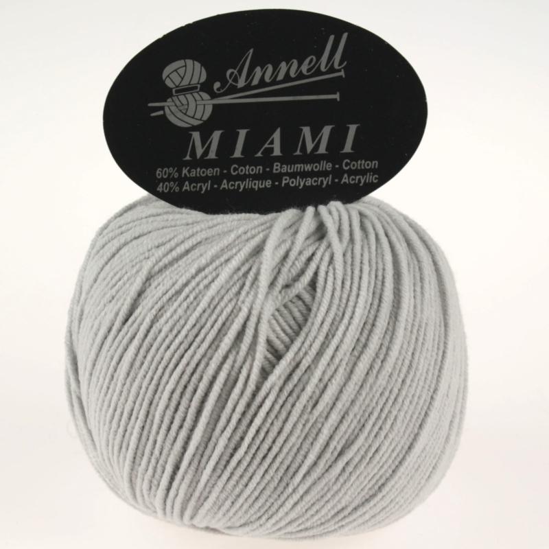 Miami 8956 lichtgrijs