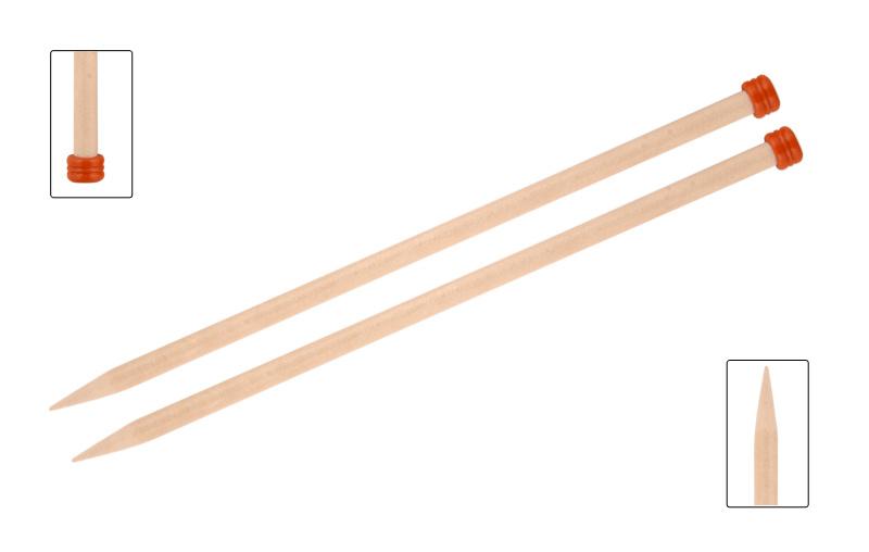 Knit Pro Basix - 40 cm 06,00 mm