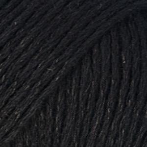 Bomull-Lin Uni 16 zwart