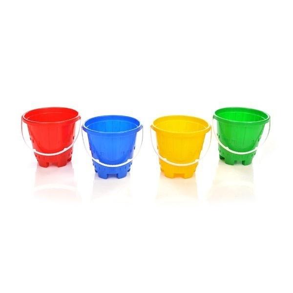 (Koel) emmer prullemand diverse kleuren