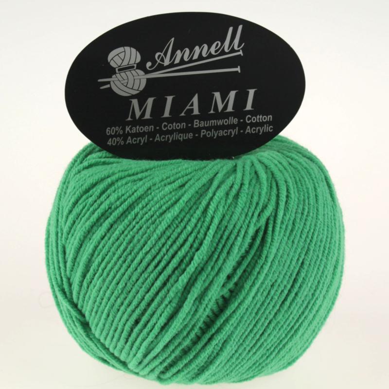 Miami 8924 weide/grasgroen