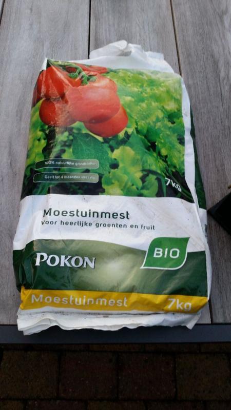 Pokon Bio Moestuin Voeding 7Kg