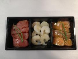 Gourmet trio 1