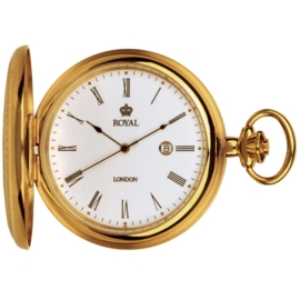 Royal London Datum Hunter Goud 50mm Quartz