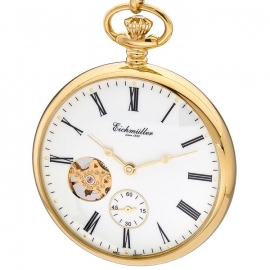 Eichmüller type Breguet Open Heart TNG Verguld 52mm