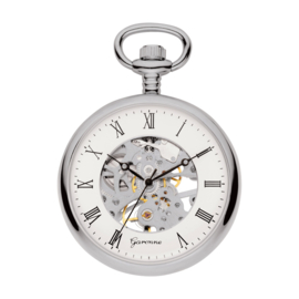 Garonne Skelet Zakhorloge 42 mm Mechanisch
