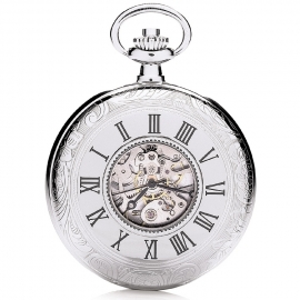Royal London Skelet Half Hunter Decor 48mm
