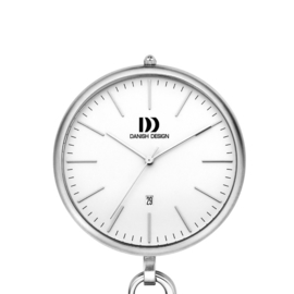 Danish Design Stalen Zakhorloge 47mm Datum Quartz