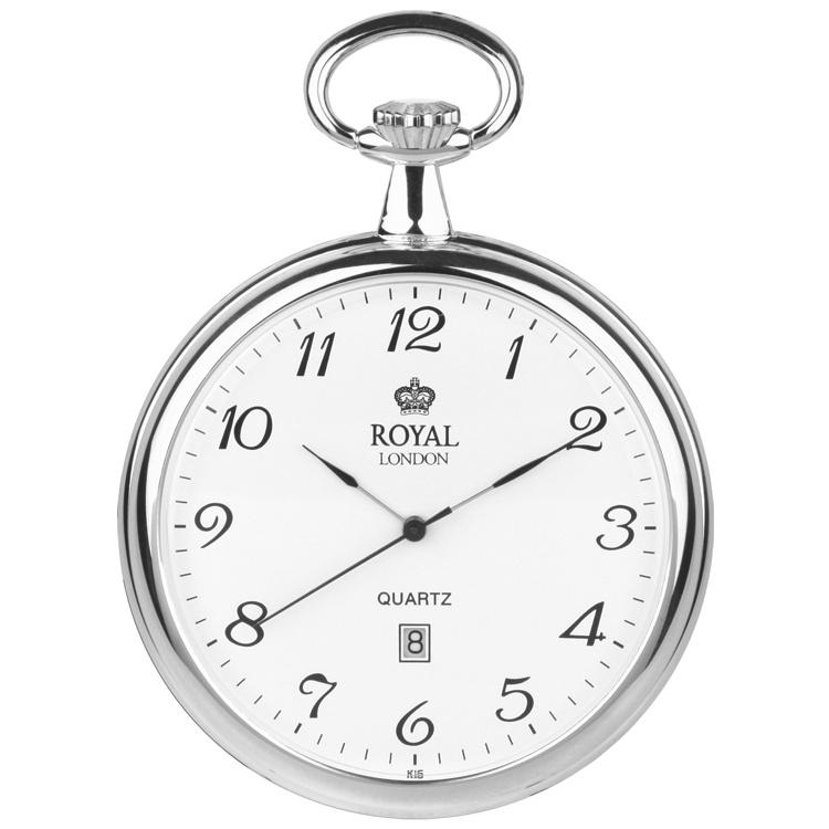 Royal London Zakhorloge Plat 47 mm Quartz Datum