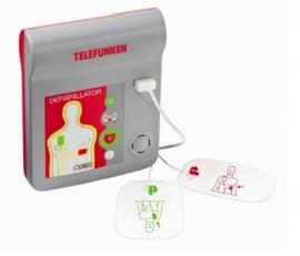 Telefunken AED HR1 Semi-automatisch.