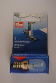 Naaimachinelamp   schroefdraad