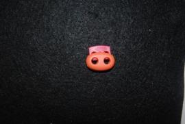 Koordstopper  Oranje Roze