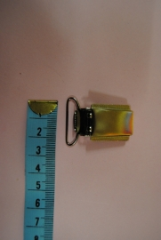 Bretelgesp 25mm.