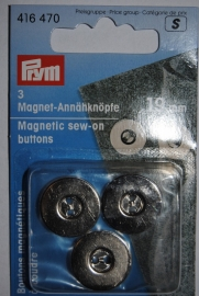 Magneet knopen