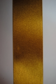Satijn Lint  Goud 3mm. col.413