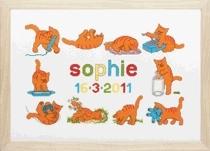 Telpakket Dikkie Dik  Geboorte Sophie Art.nr.272.020