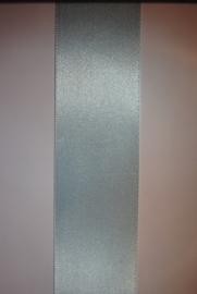 Satijn Lint  Zilver 3 mm. col.3