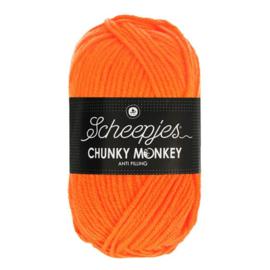 Chunky monkey neon orange 1256