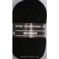 Bergen zwart 08