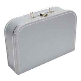 Koffertje zilver