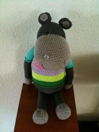 Nellie het nijlpaard