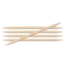 Knitpro bamboo sokkennaalden 2,5mm , 20cm