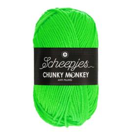 Chunky monkey neon green 1259