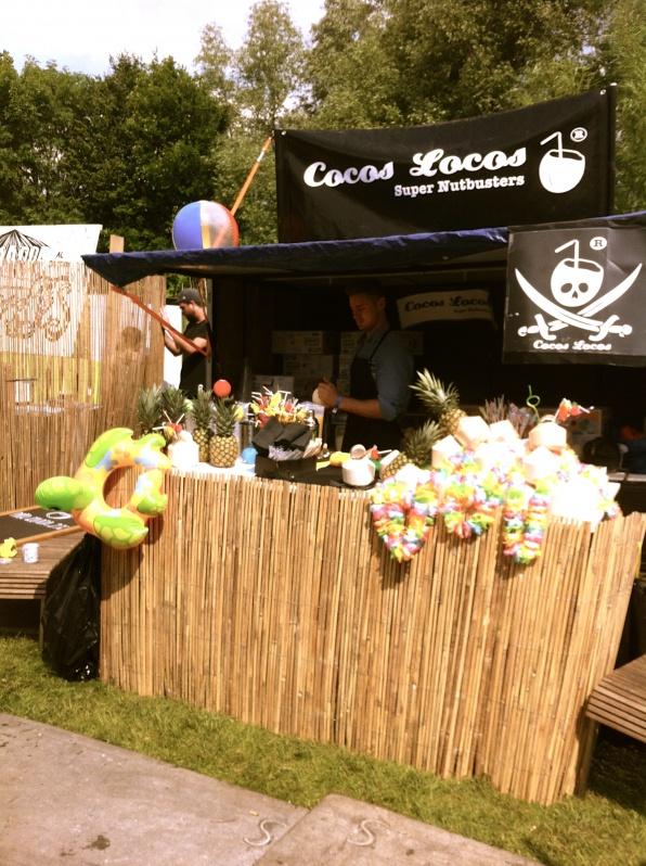 Festival De Zon Cocos Locos