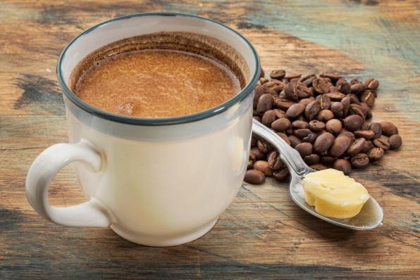 Recept Bullet Proof Koffie
